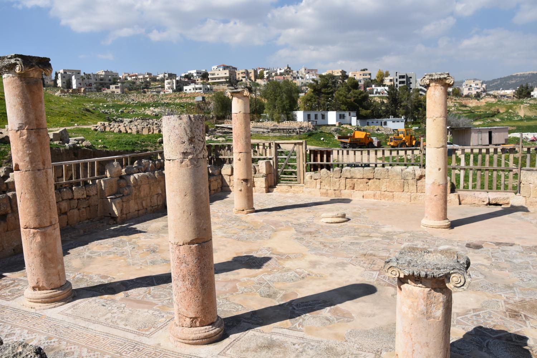 2. Bölüm: Amman - Jerash - Aclun - Salt
