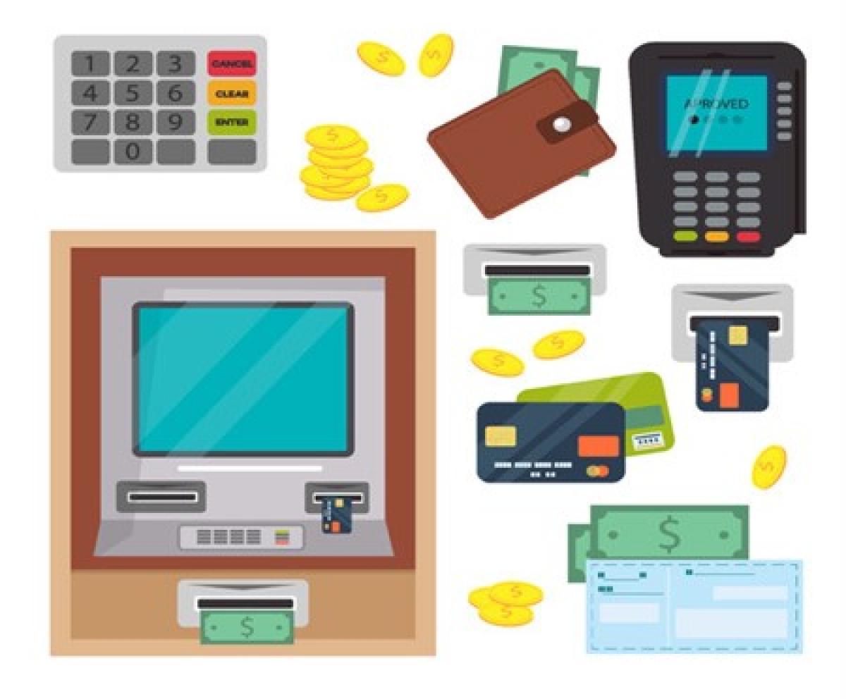 Kredi Kartı & ATM & Para Çevirme